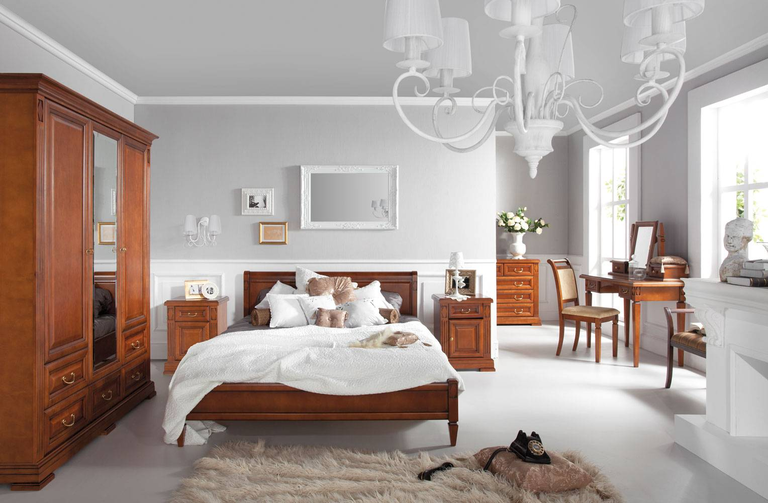 schlafzimmer k chen k chenm bel berlin aus polen. Black Bedroom Furniture Sets. Home Design Ideas